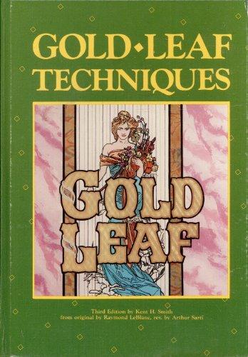 9780911380712: Gold Leaf Techniques