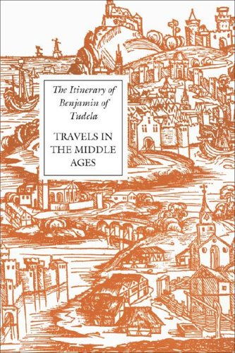9780911389098: The Itinerary of Benjamin of Tudela: Travels in the Middle Ages
