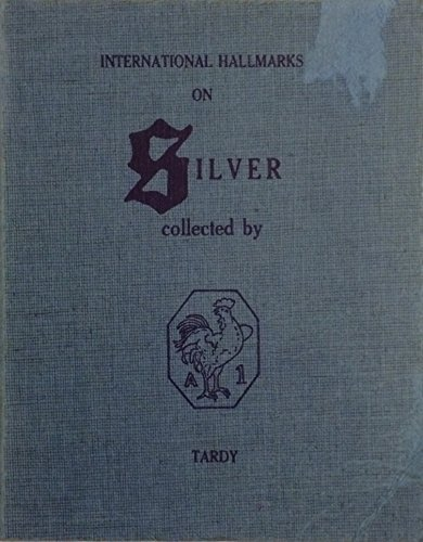International Hallmarks on Silver Collected by Tardy: Tardy