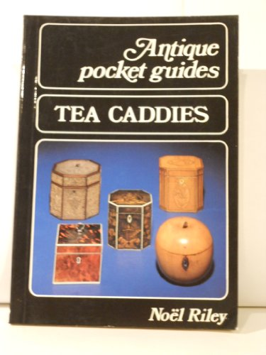9780911403251: Tea Caddies (Antique pocket guides)