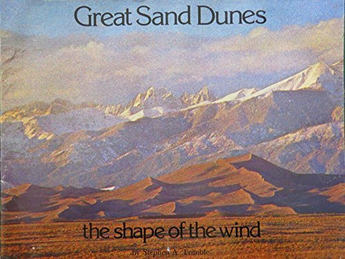 9780911408348: Great Sand Dunes: The Shape of the Wind