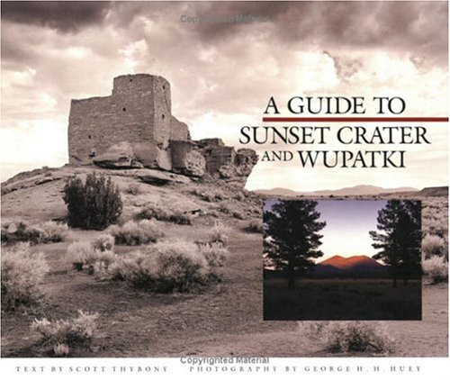 9780911408676: A Guide to Sunset Crater and Wupatki
