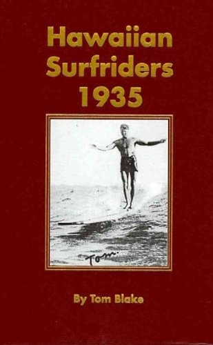 9780911449082: Hawaiian Surfriders, 1935