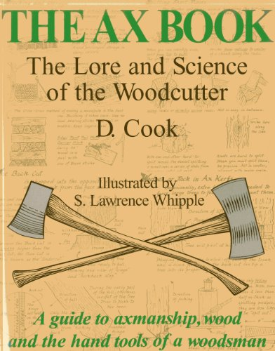 9780911469165: The Ax Book: The Lore and Science of the Woodcutter