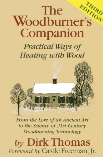 9780911469288: The Woodburner's Companion: Practical Ways of Heating with Wood