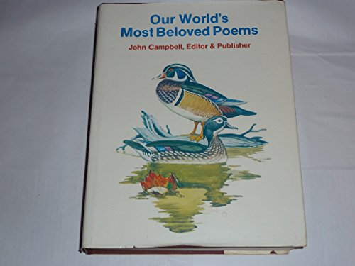 9780911470437: our world's most beloved poems
