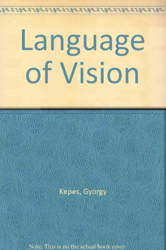 9780911498059: Language of Vision
