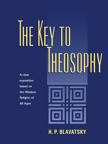 9780911500066: The Key to Theosophy