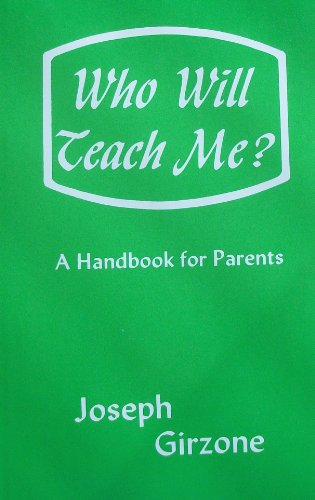 9780911519006: Who Will Teach Me?