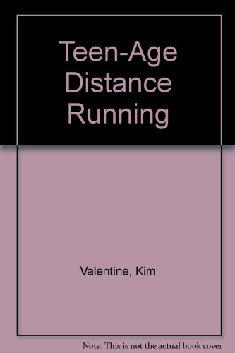 9780911520507: Teen-Age Distance Running