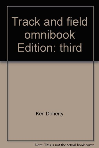9780911520996: Track and field omnibook