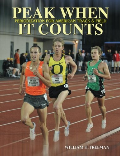 9780911521627: Peak When It Counts : Periodization for American Track and Field (4th ed)