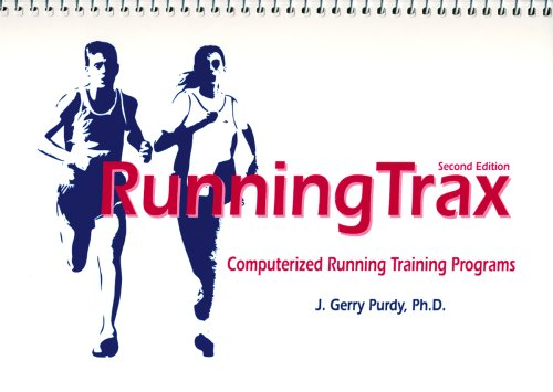 9780911521641: Running Trax: Computerized Running Training Programs