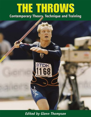 9780911521757: The Throws - Contemporary Theory Technique and Training
