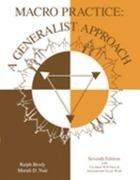 9780911541724: Macro Practice: A Generalist Approach