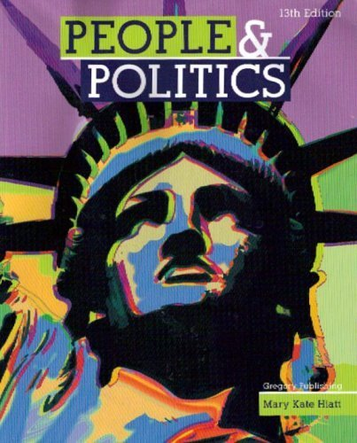 9780911541816: People and Politics
