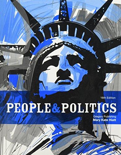 9780911541922: People and Politics