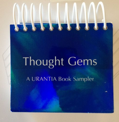 9780911560916: Thought Gems