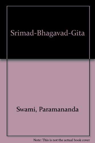 9780911564037: Srimad-Bhagavad-Gita