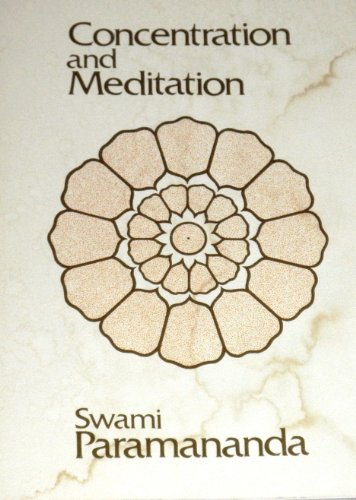 9780911564075: Concentration and Meditation
