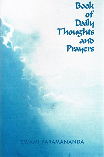 9780911564327: Book of Daily Thoughts and Prayers