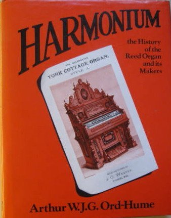 HARMONIUM the History of the Reed Organ and Its Makers