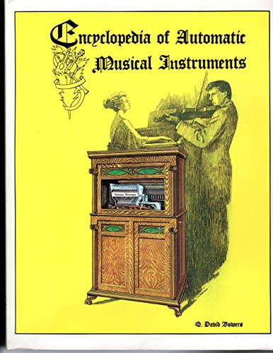 9780911572650: Encyclopedia of Automatic Musical Instruments