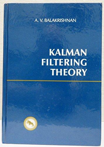 9780911575491: Kalman Filtering Theory