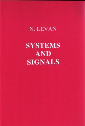 Systems and Signals: N. Levan