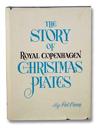 9780911576016: Story of Royal Copenhagen Christmas Plates