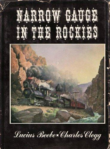 9780911581287: Narrow Gauge in the Rockies