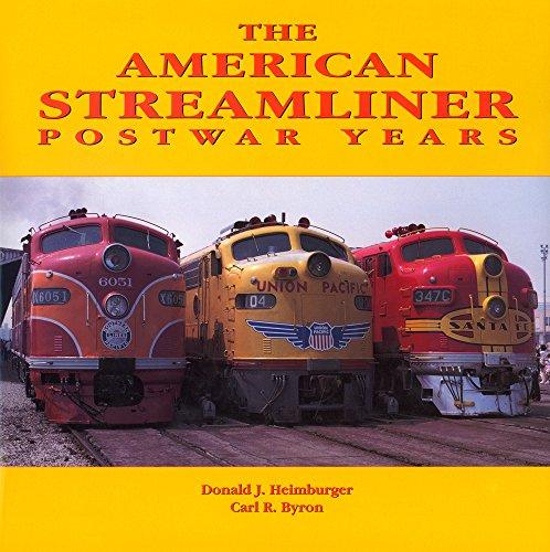 9780911581430: American Streamliner, Post-War Years