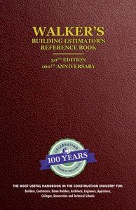 9780911592306: Walker's Building Estimator' Reference Book, 30th Edition