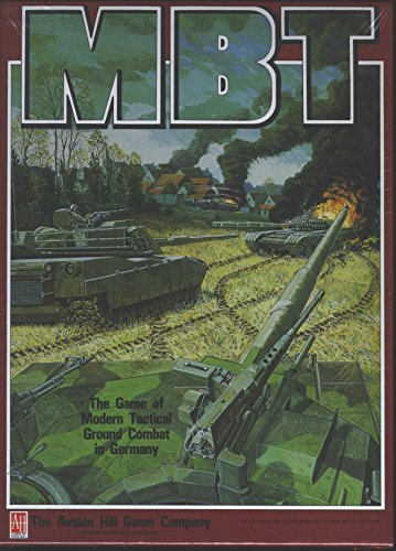 9780911605990: Mbt: The Game of Modern Tactical Ground Combat in Germany/882 (Game)