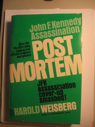 9780911606058: Post Mortem: JFK Assassination Cover Up Smashed