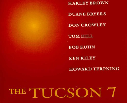 The Tucson 7: Harley Brown, Duane Bryers,: Tisa Rodriguez, Robert