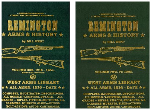 9780911614176: Remington Arms & History Volume 1, and Volume 2