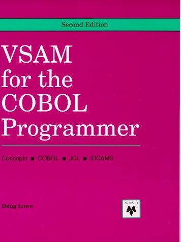 9780911625455: VSAM for the COBOL Programmer
