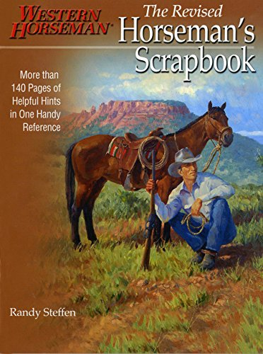 9780911647075: Horseman's Scrapbook: His Handy Hints Combined in Our Handy Reference (A Western Horseman Book)