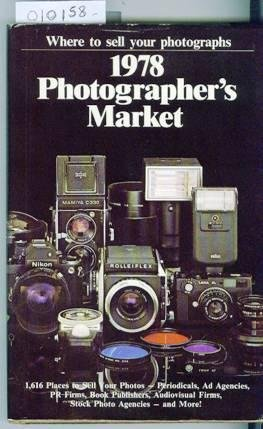 9780911654493: 1978 Photographer's Market