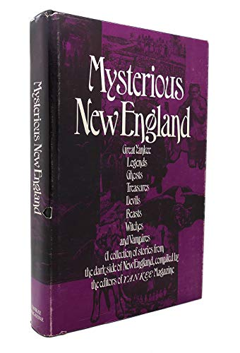 9780911658569: Mysterious New England