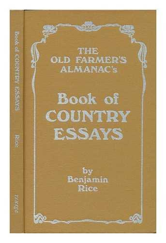 9780911658644: The Old Farmer's Almanac's Book of Country Essays