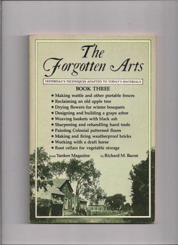 9780911658712: Forgotten Arts, Book 3