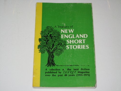 A Treasury of New England Short Stories (0911658947) by Various