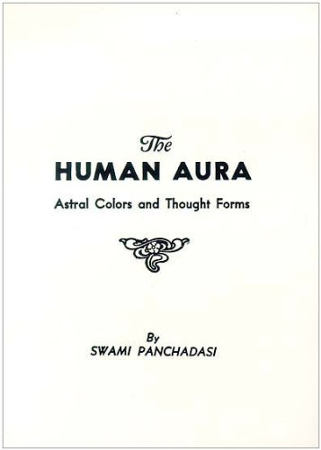 9780911662375: Human Aura: Astral Colors and Thought Forms