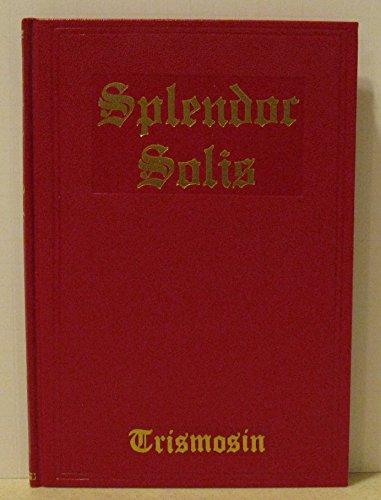 9780911662573: Splendor Solis: A.D. 1582