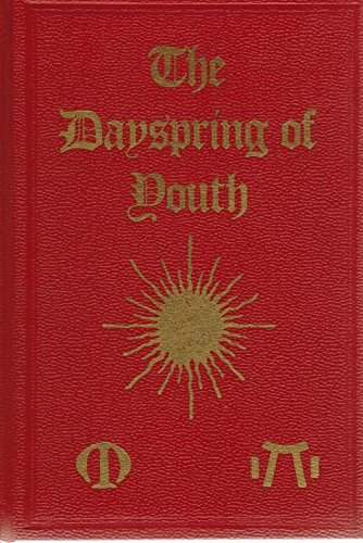 9780911662672: Dayspring of Youth