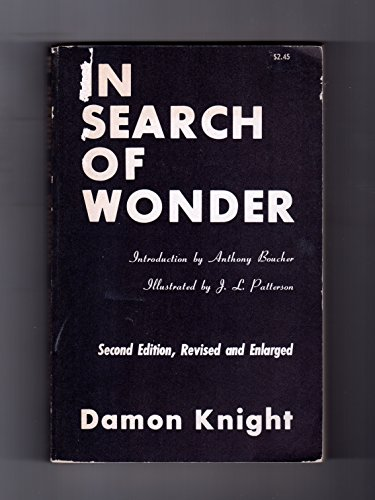 9780911682151: In Search of Wonder