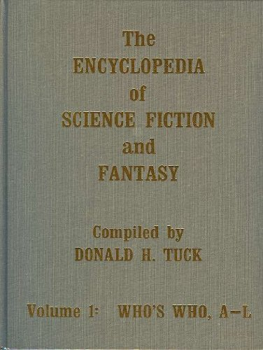 ENCYCLOPEDIA OF SCIENCE FICTION AND FANTASY THROUGH 1968: A Bibliographic Survey of the Fields of...