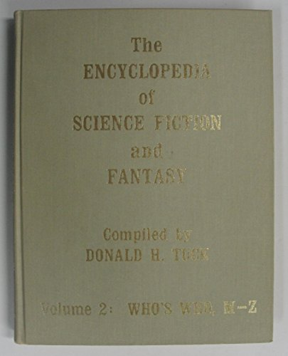 9780911682229: Encyclopedia of Science Fiction and Fantasy Through 1968: M-Z: 002